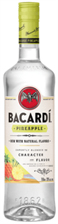 Bacardi Rum Pineapple 750ml